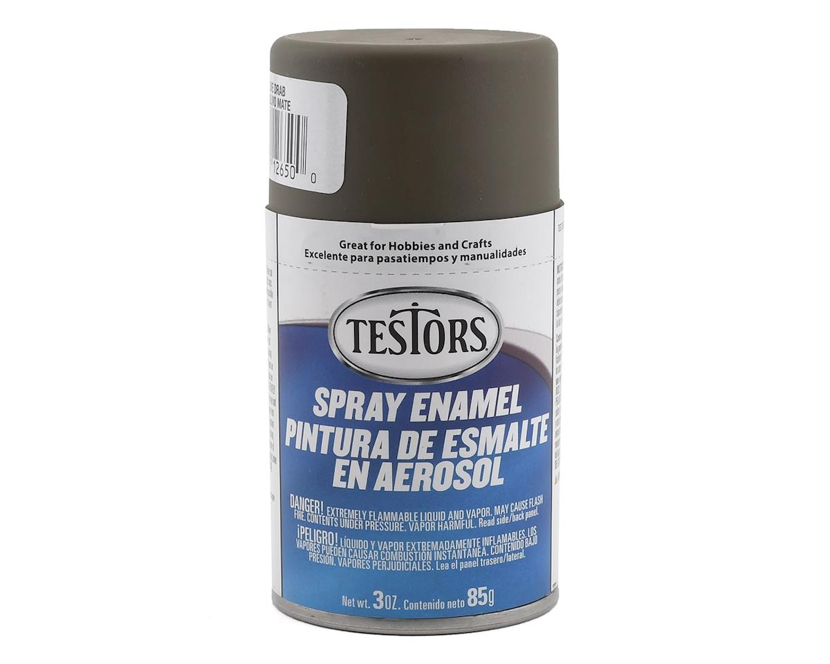 Testors Spray 3oz Flat Olive Drab