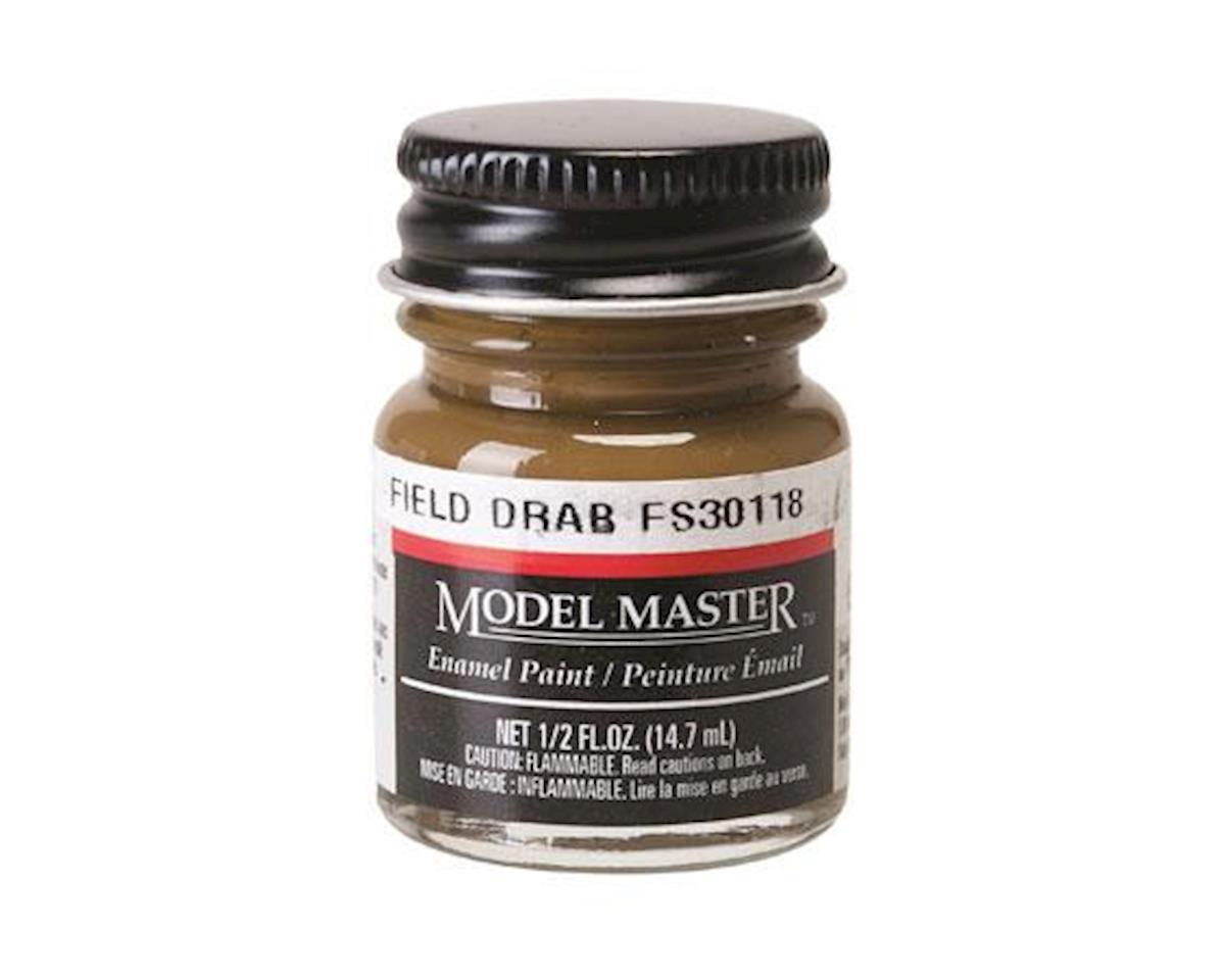 Testors MM FS30118 1/2oz Field Drab