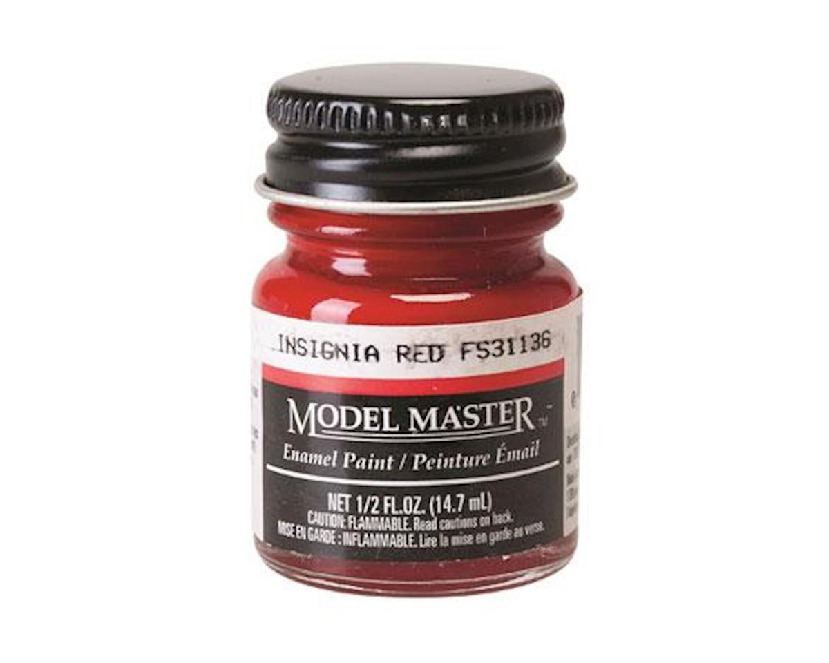 MM FS31136 1/2oz Insignia Red by Testors