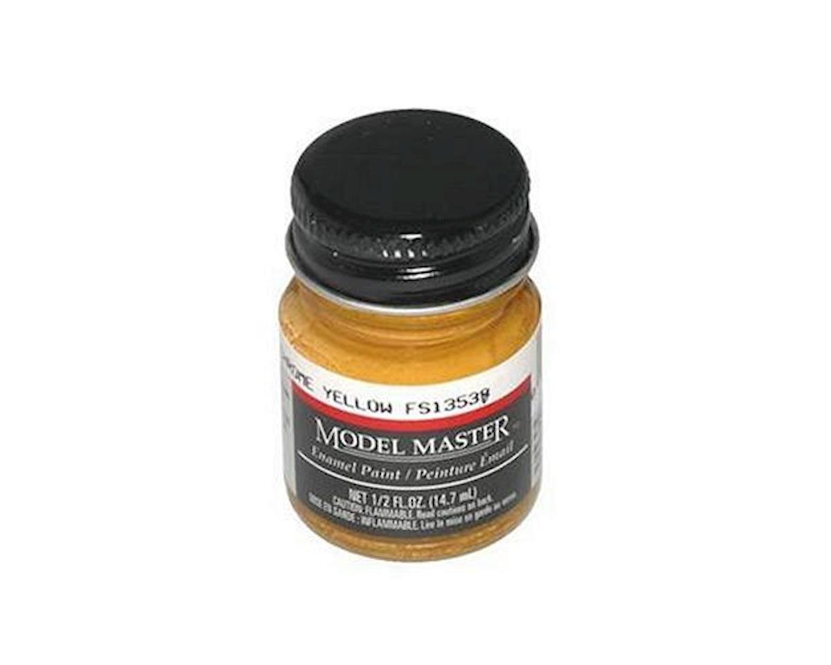Testors MM FS13538 1/2oz Chrome Yellow