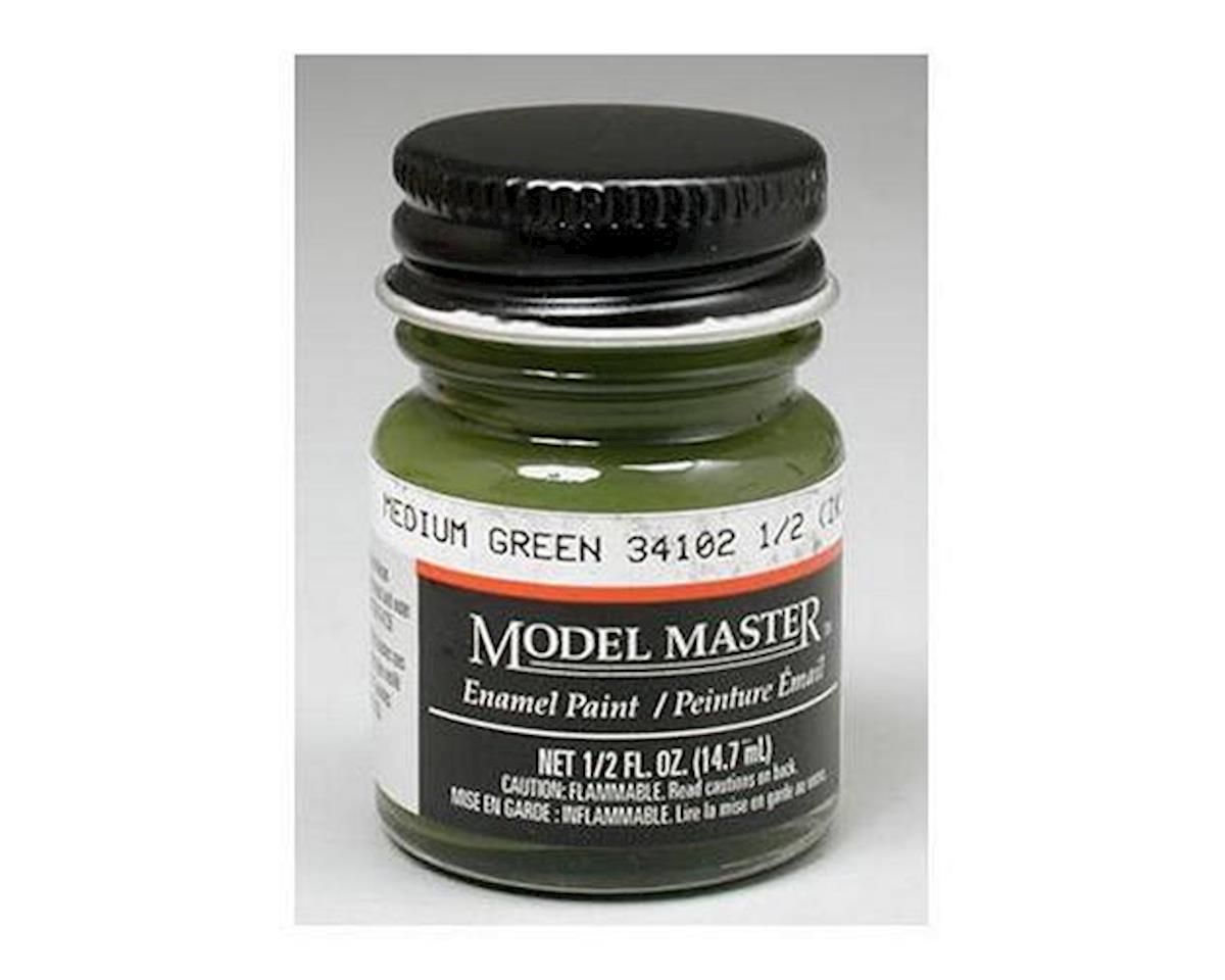 MM FS34102 1/2oz Medium Green by Testors