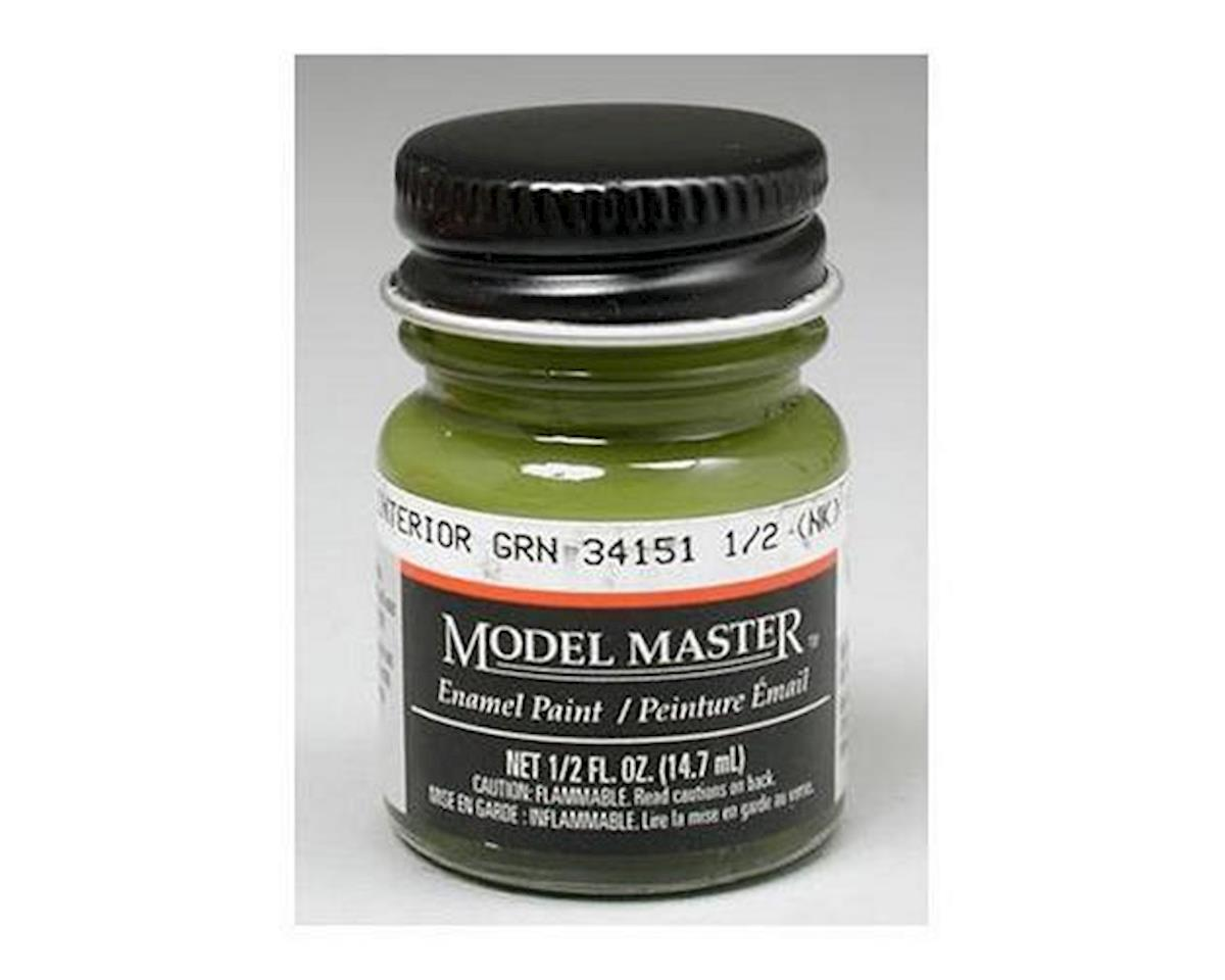 MM FS34151 1/2oz Interior Gree by Testors