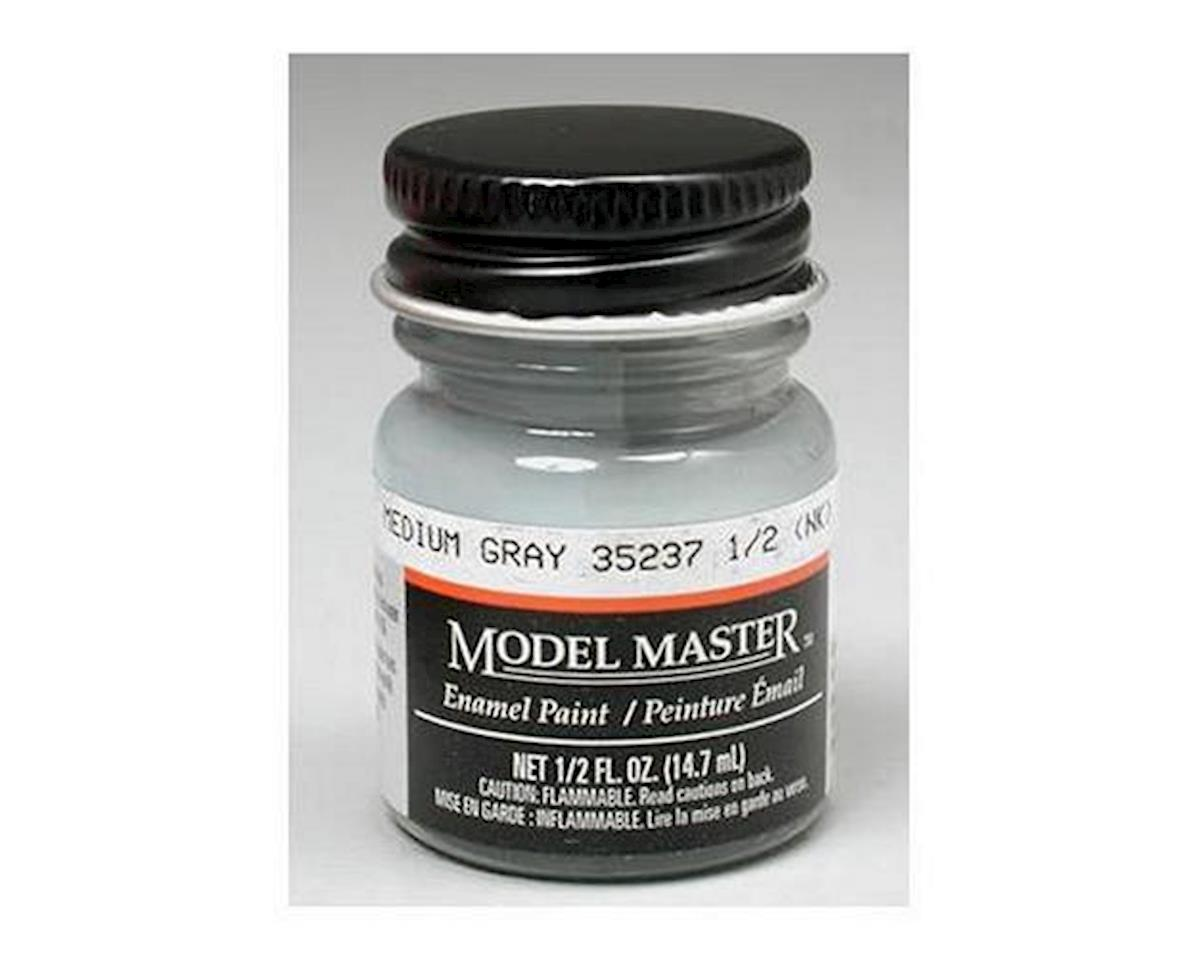 Testors MM FS35237 1/2oz Medium Gray