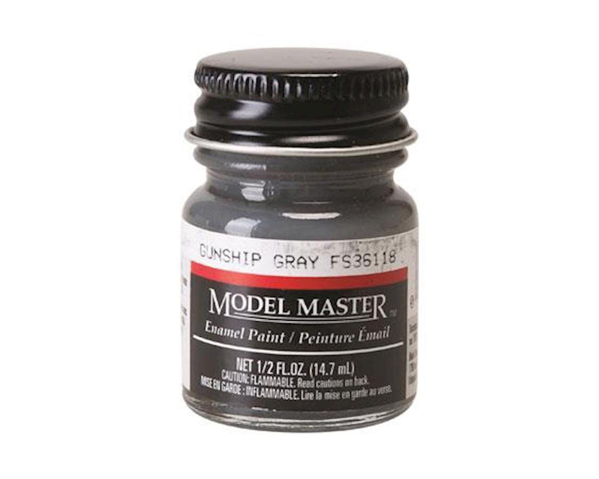Testors MM FS36118 1/2oz Gunship Gray
