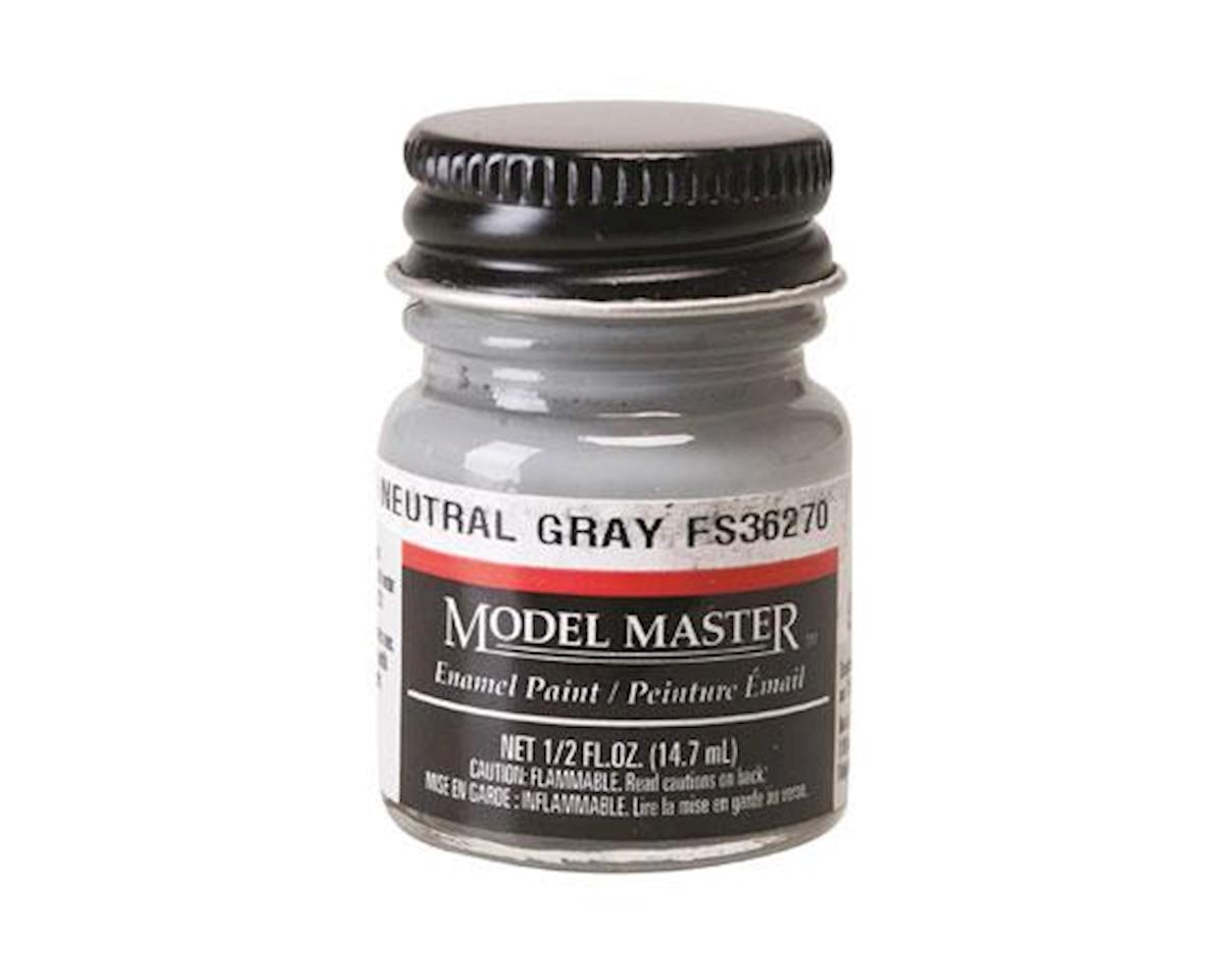Testors MM FS36270 1/2oz Neutral Gray