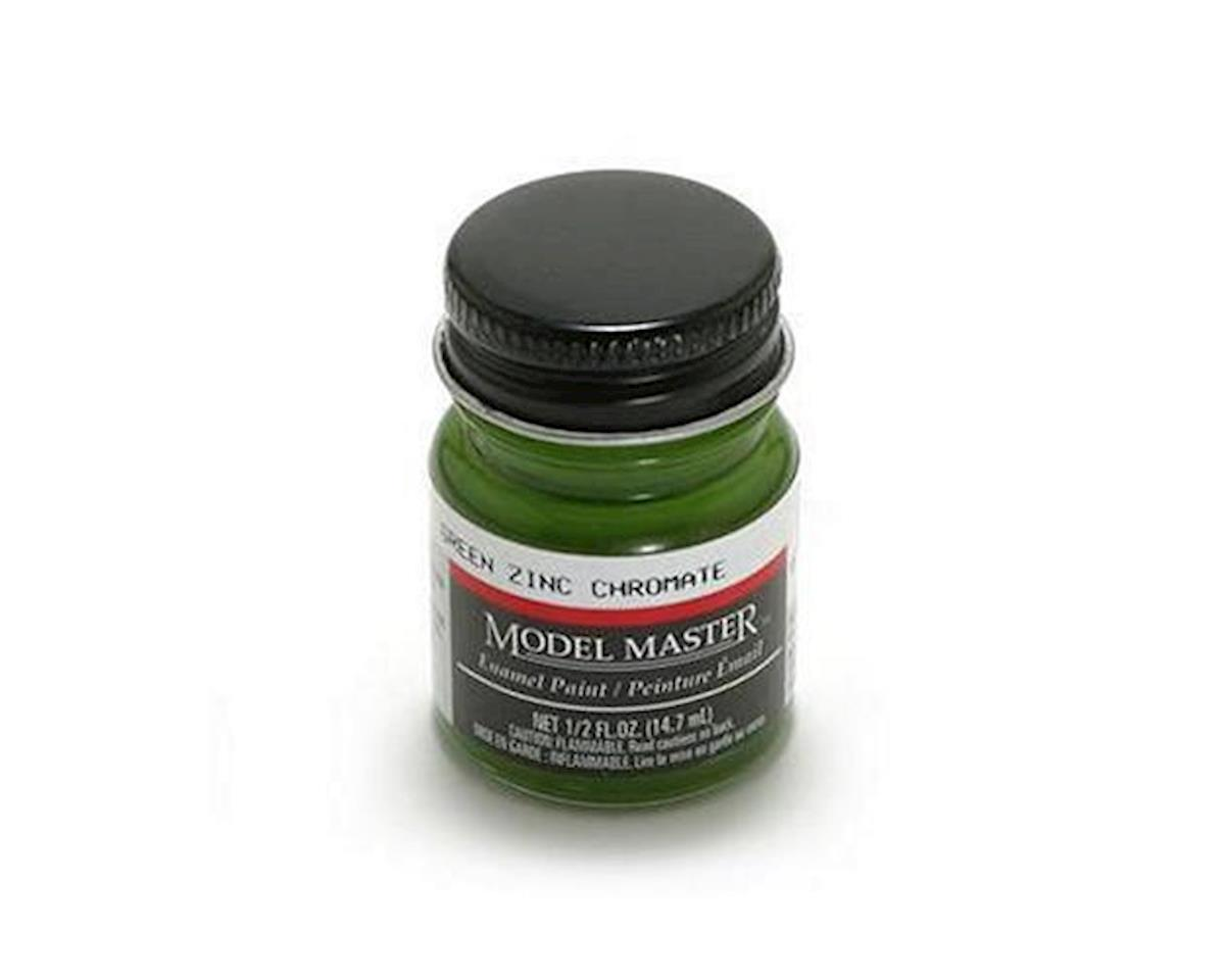 Testors MM 1/2oz Green Zinc Chromate