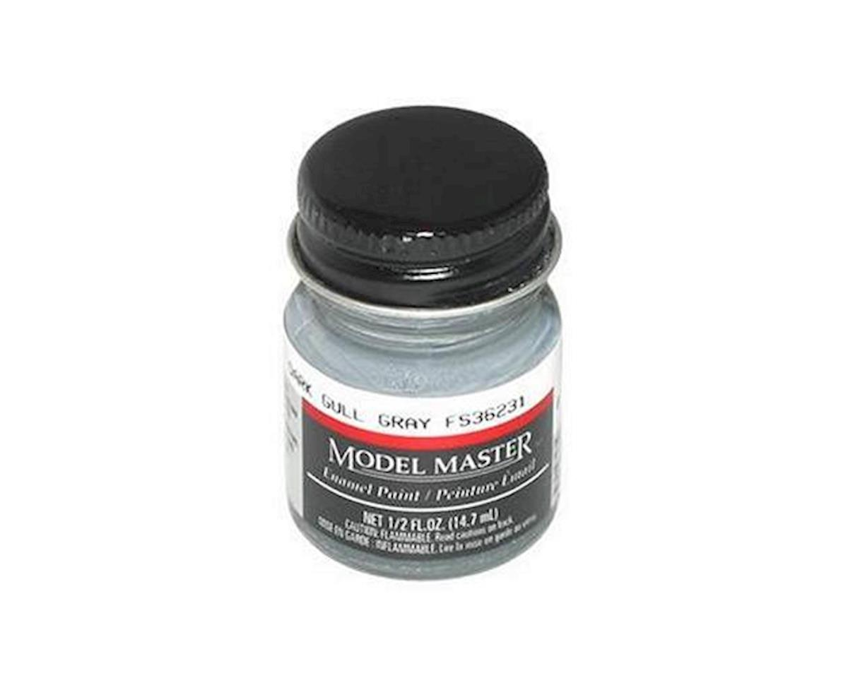 Testors MM FS36231 1/2oz Dark Gull Gray