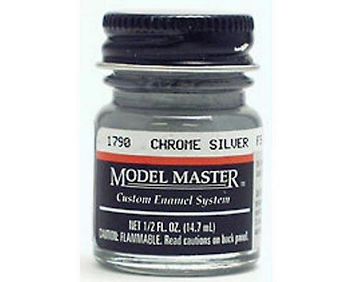 MM FS17178 1/2oz Chrome Silver by Testors