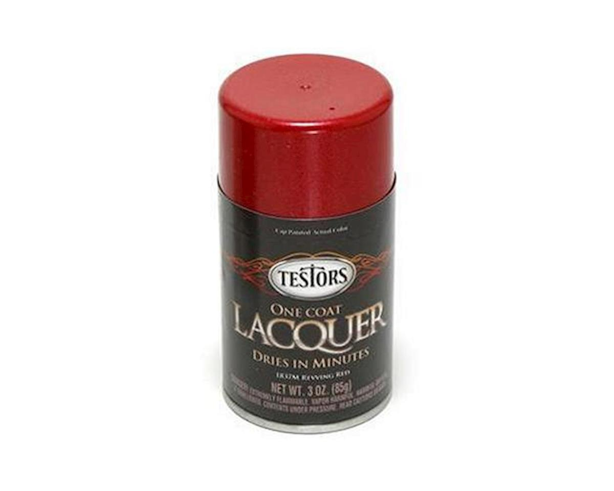 One Coat-Revving Red, 3oz. by Testors