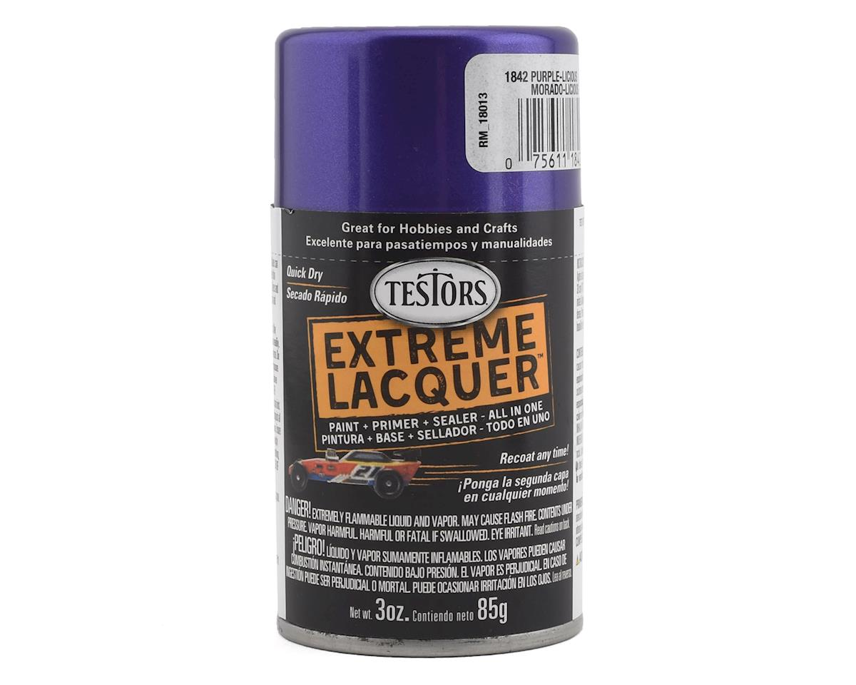 Testors One Coat- Purple Licious, 3oz