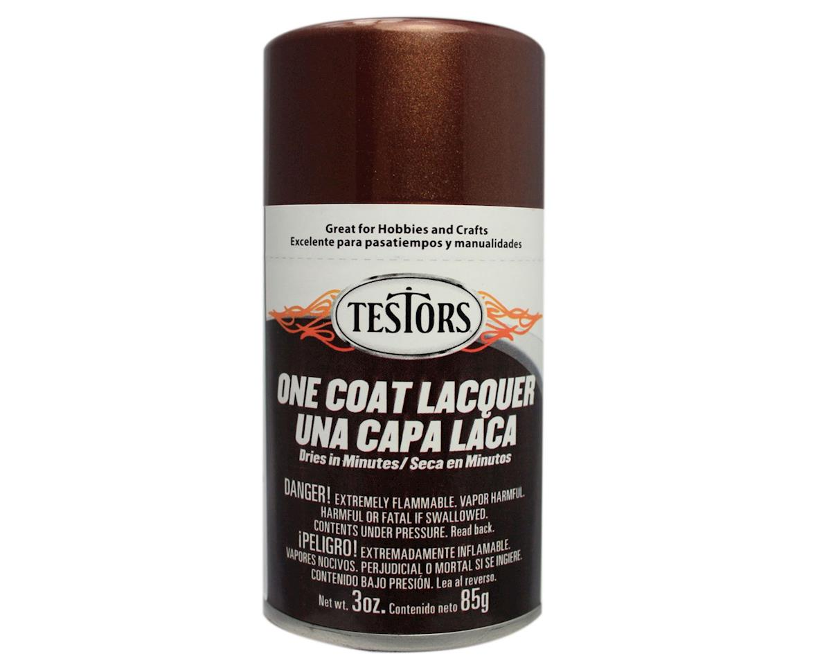 Testors One Coat- Root Beer, 3oz