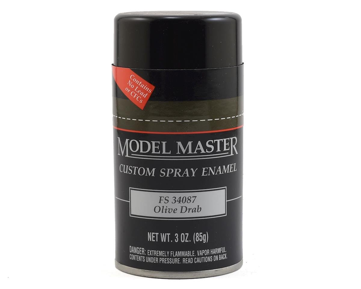 Testors MM Spray FS34087 Olive Drab