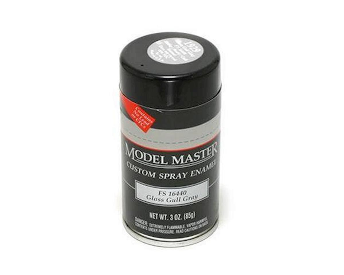 MM Spray FS16440 Gloss Gull Gray by Testors