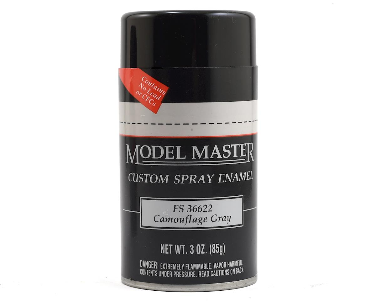 Testors MM Spray FS36622 Camouflage Gray