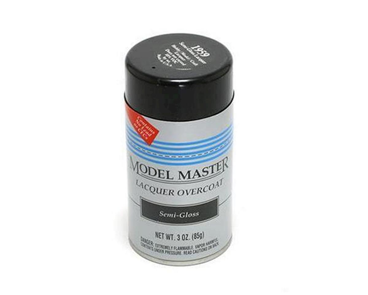 MM Spray Clear Satin Finish by Testors