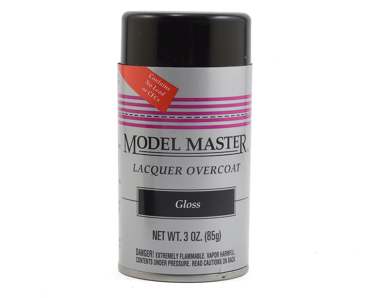 MM Spray Clear Gloss Finish by Testors