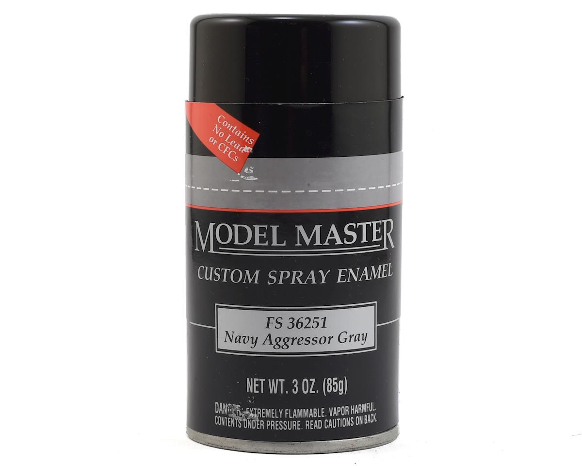 MM Spray FS36251 Aggressor Gray by Testors