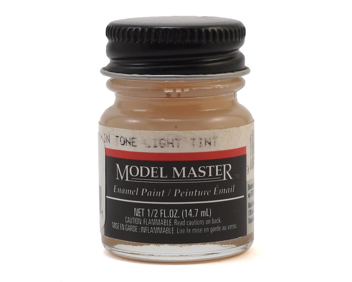 Model Master Skin Tone Light Enamel Paint (1/2oz) by Testors