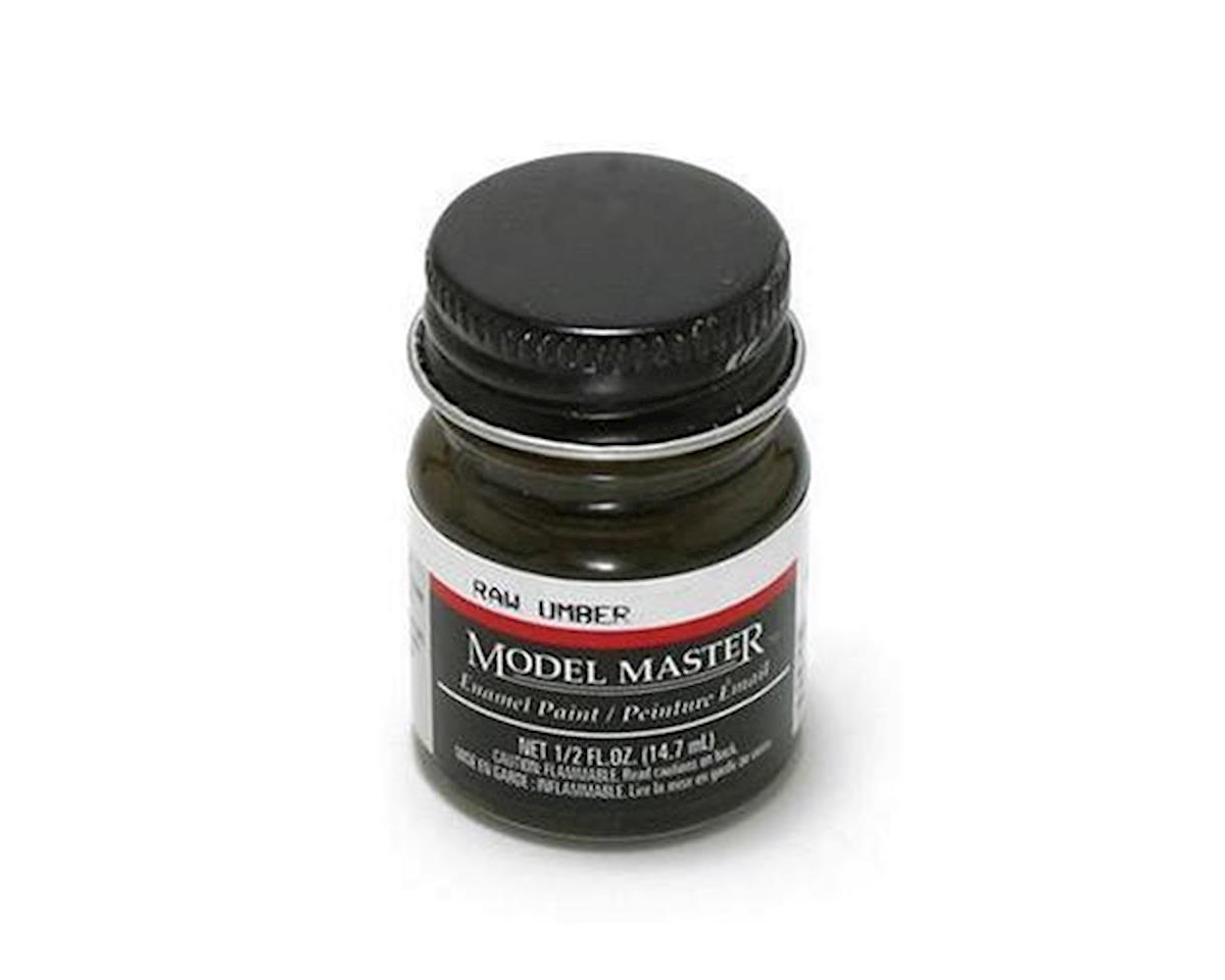 MMII 1/2oz Raw Umber by Testors