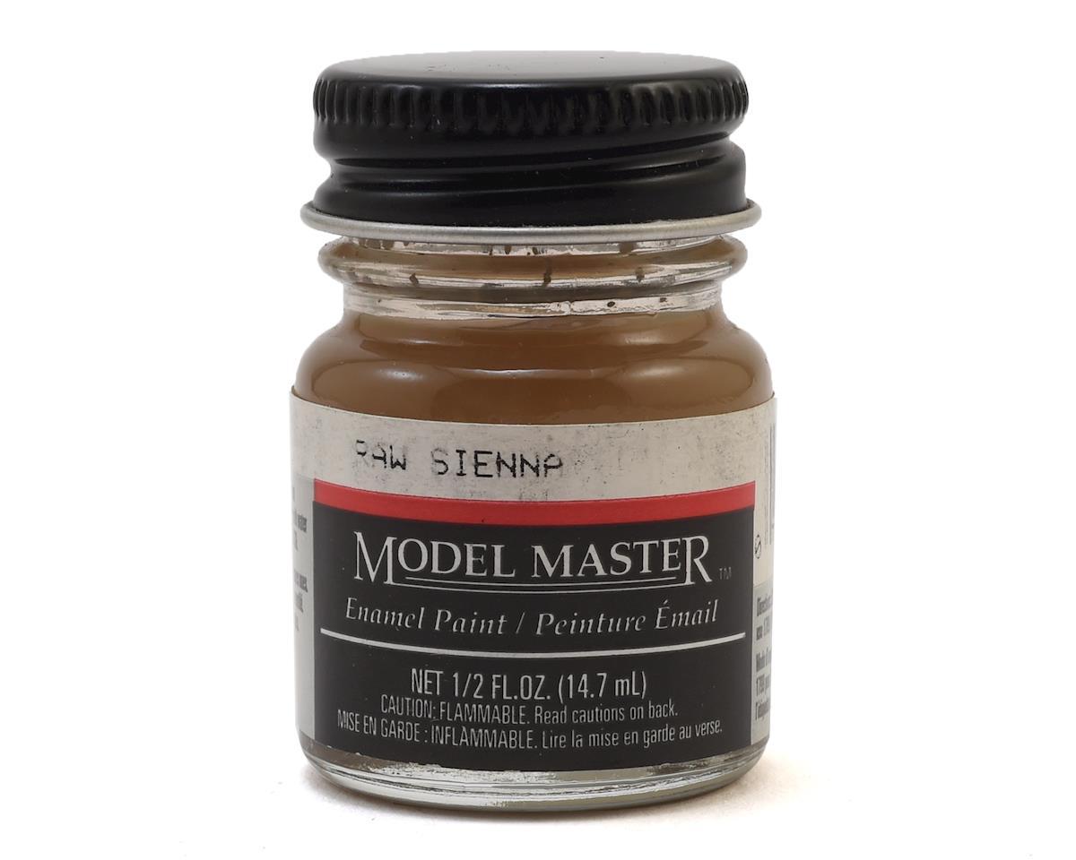 Testors Model Master Raw Sienna Enamel Paint (1/2oz)