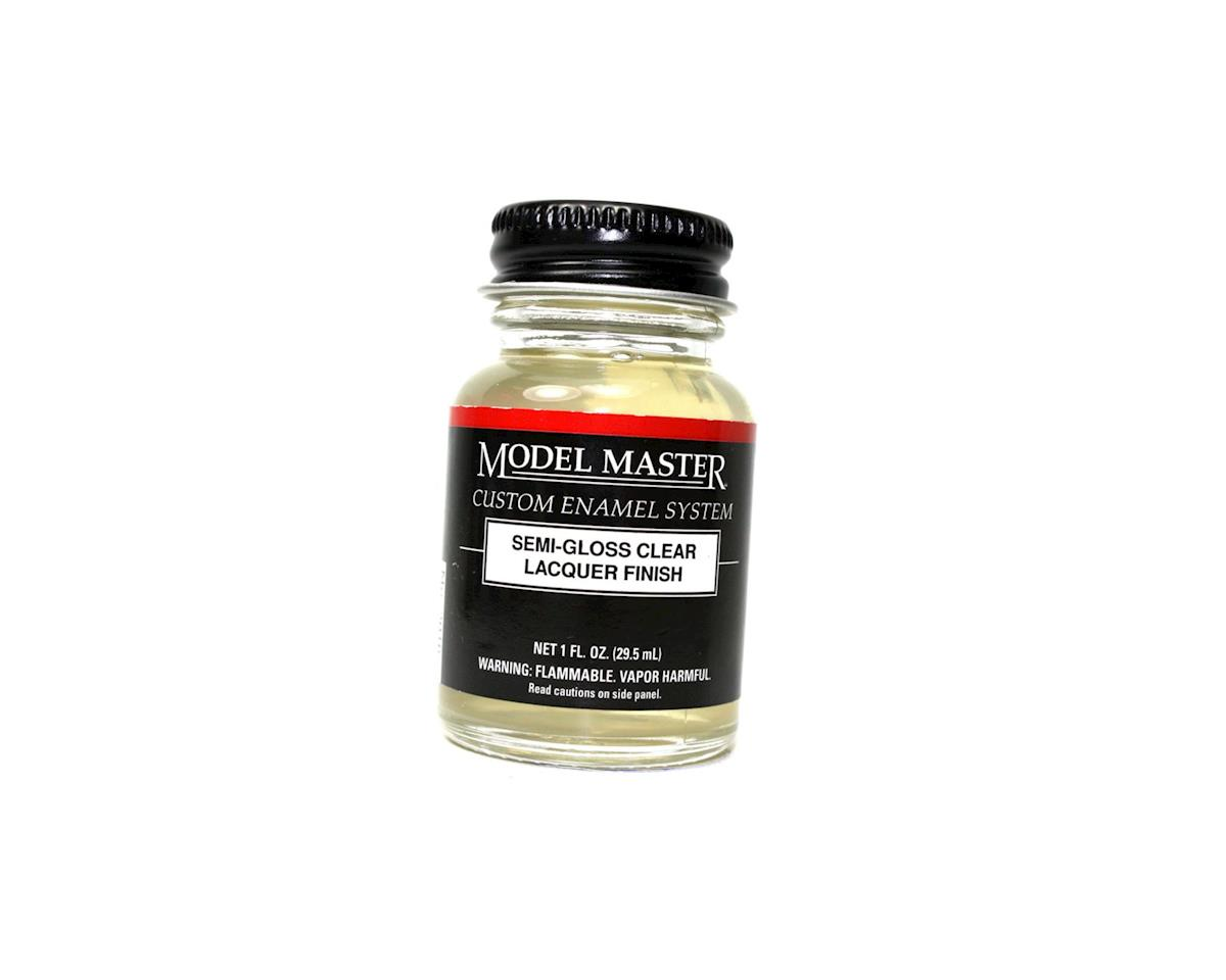 MMII Lacquer 1oz Semigloss Cle by Testors
