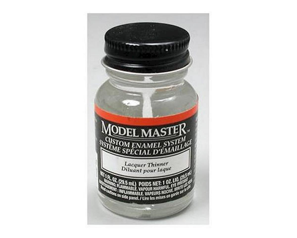 MMII Lacquer Thinner 1oz by Testors