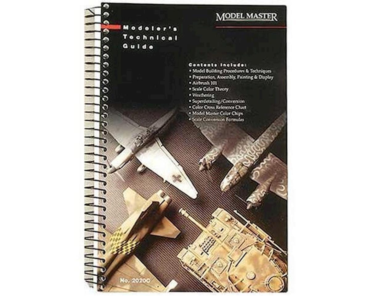 Testors Mm Modelers Technical Guide I Tes2020c