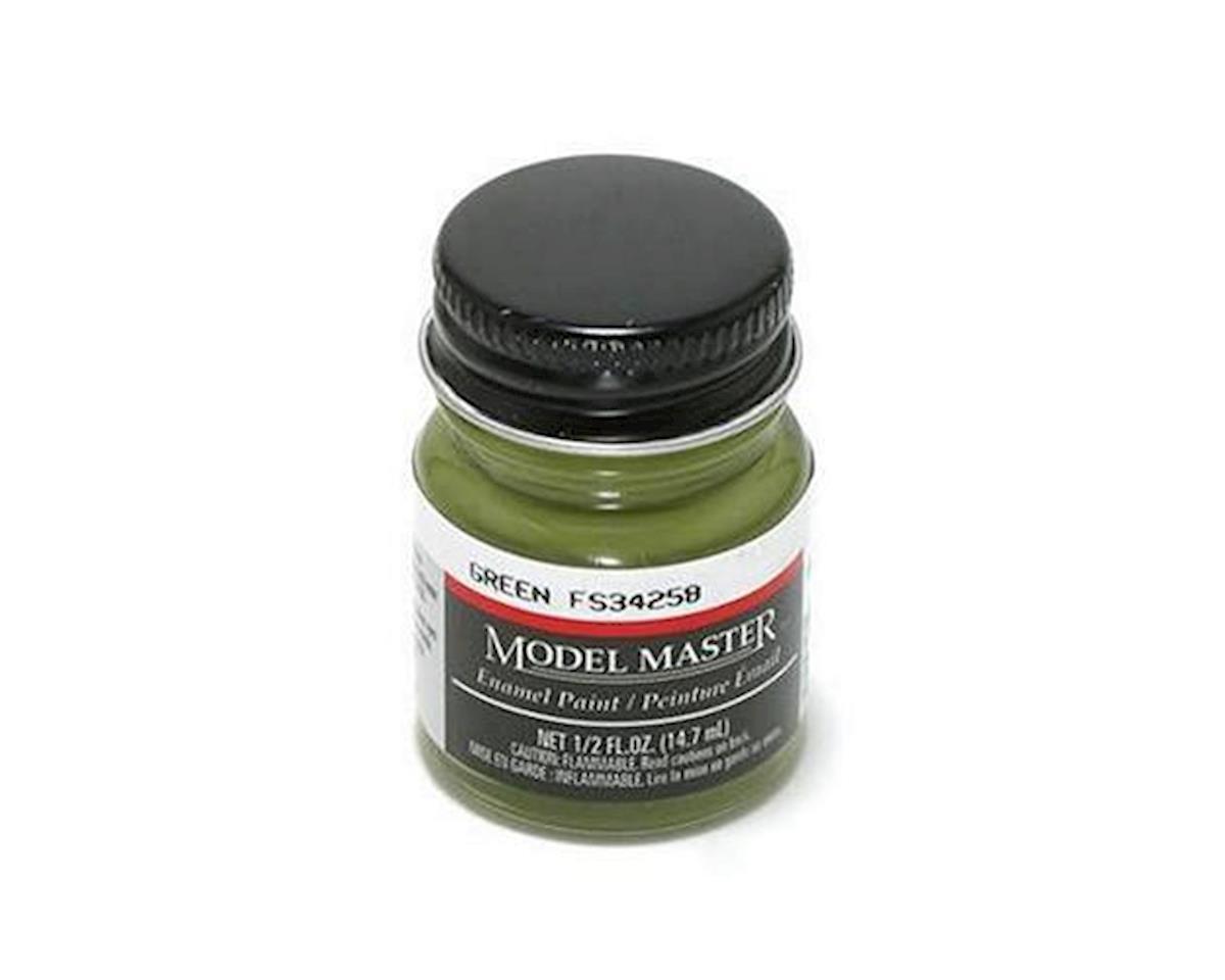 MMII FS34258 1/2oz Green by Testors