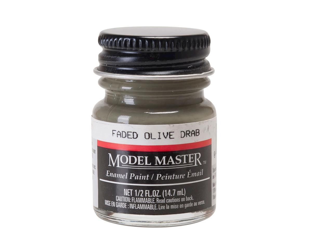 MMII 1/2oz Faded Olive Drab by Testors