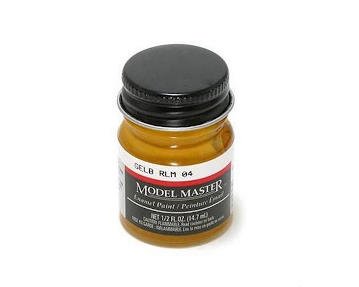 Testors MMII RLM04 1/2oz Yellow
