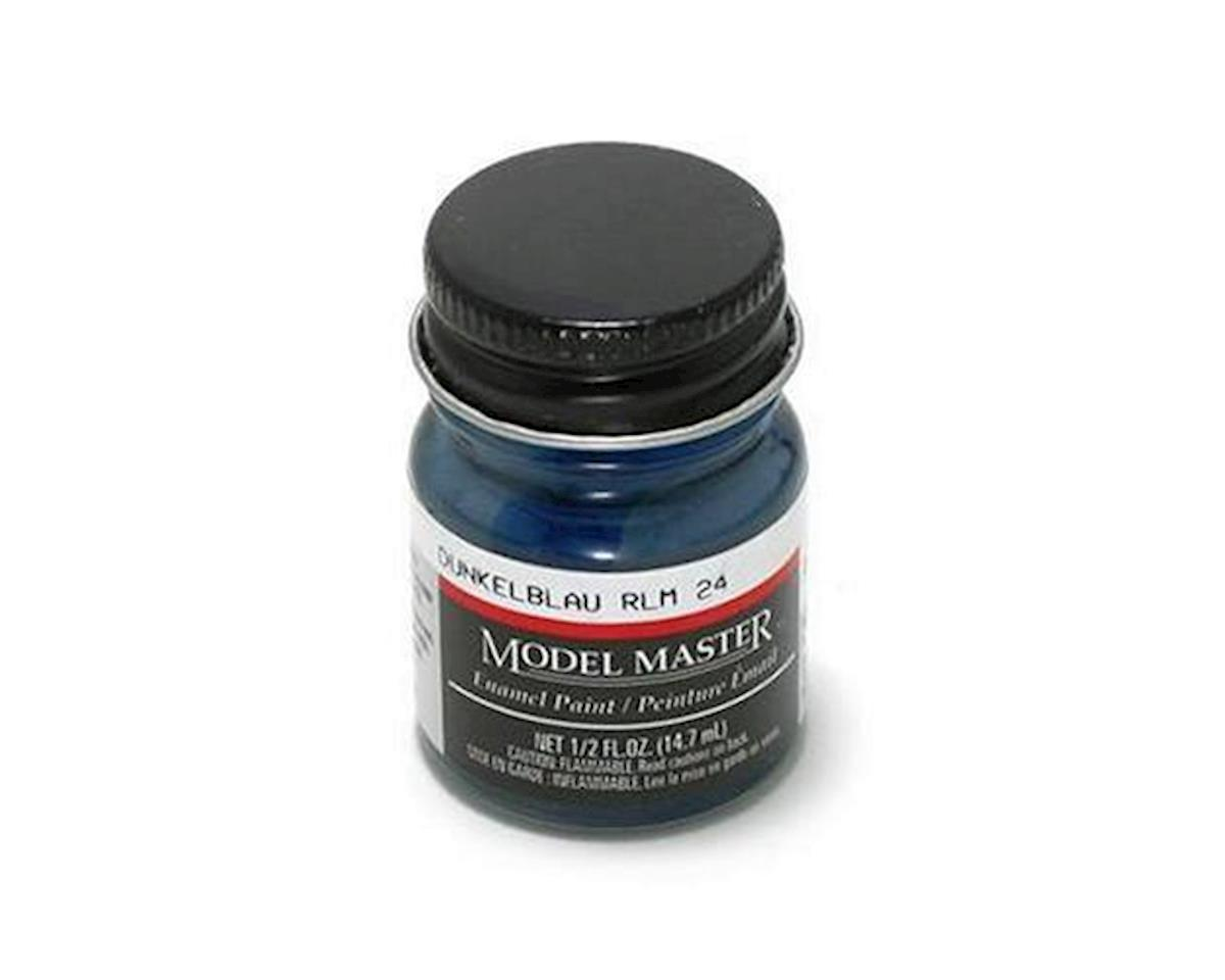 MMII RLM24 1/2oz Dark Blue by Testors