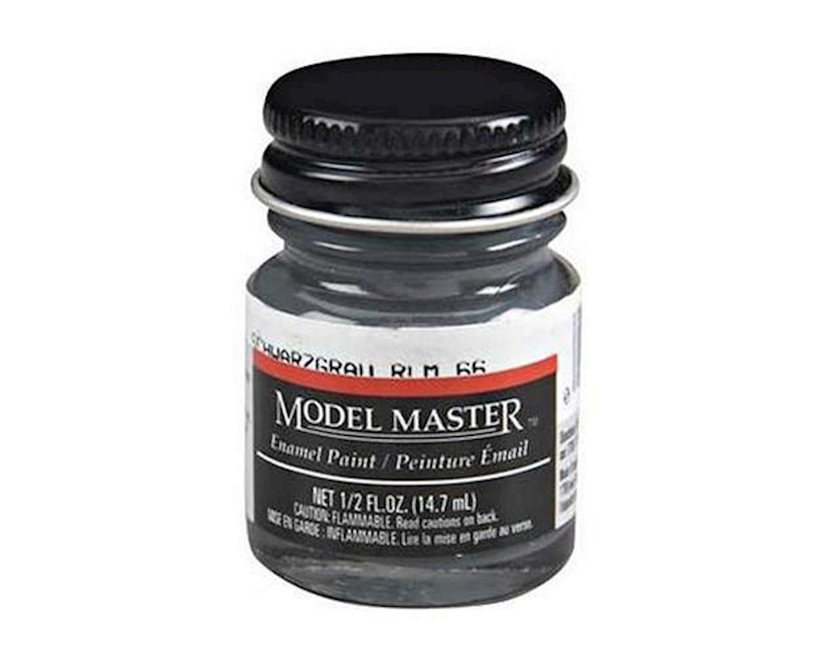 Testors MMII RLM66 1/2oz Black Gray