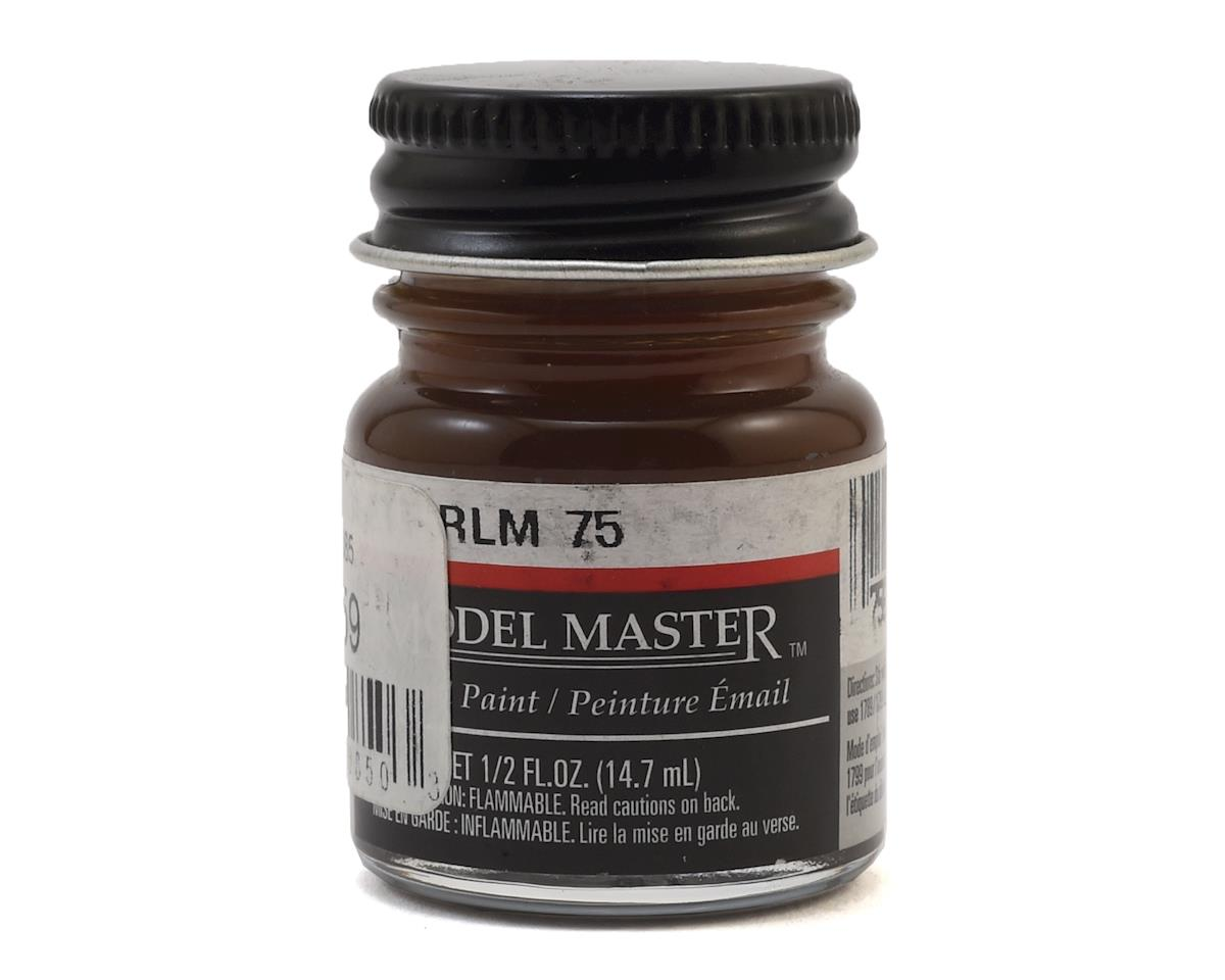 Testors Model Master RLM75 Gray Violet Enamel Paint (1/2oz)