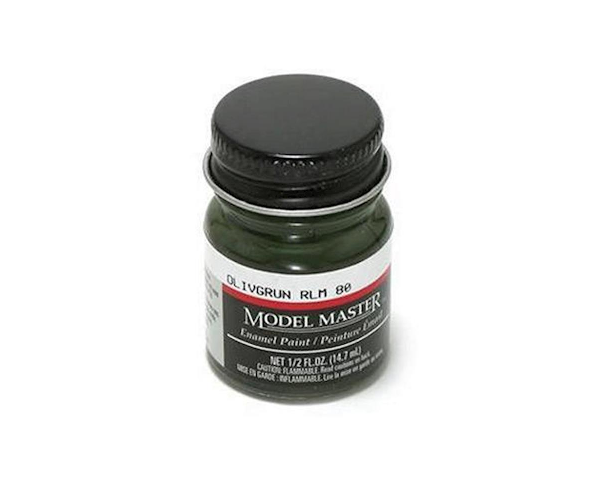 MMII RLM80 1/2oz Olive Green by Testors