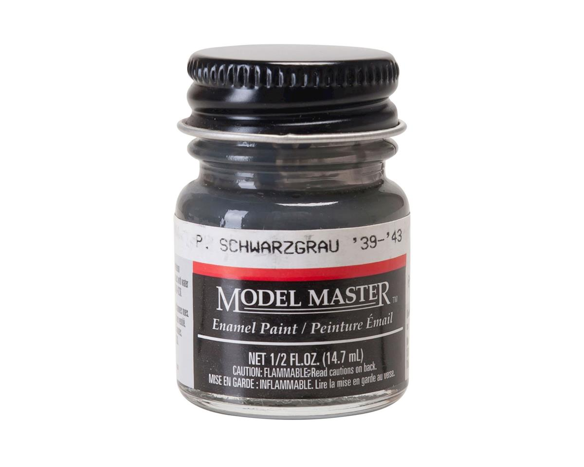 MMII RAL7021 1/2oz Black Gray by Testors