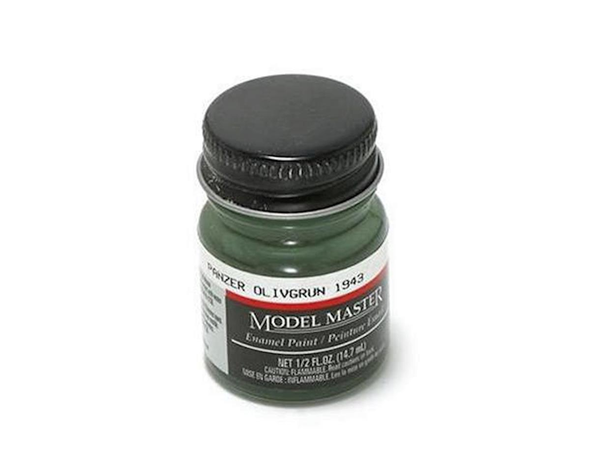 MMII 1/2oz Olive Green by Testors