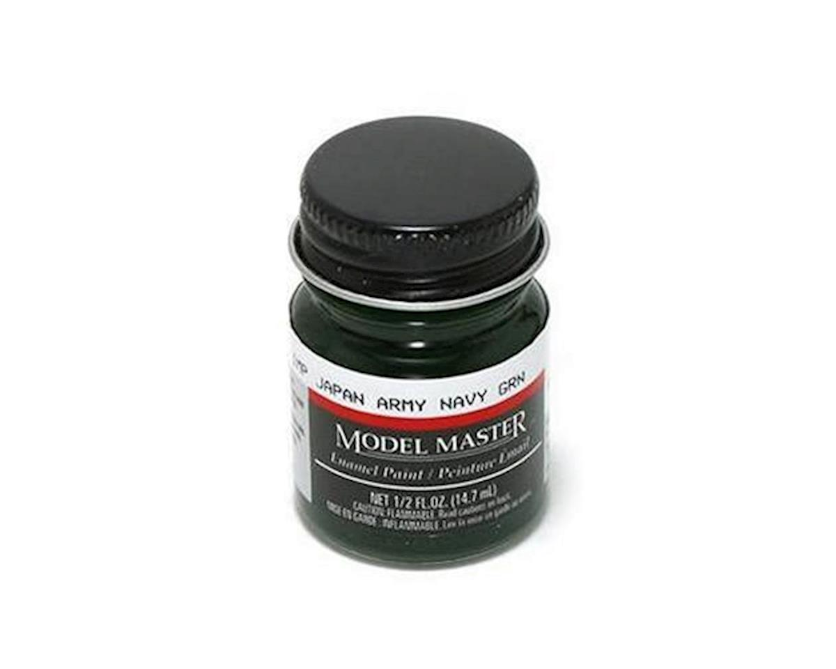 Testors MMII 1/2oz Japan Navy Green