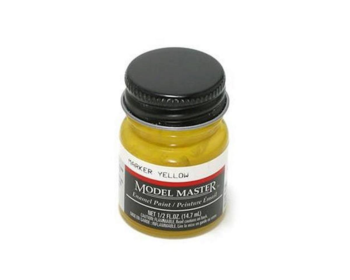 MMII 1/2oz Russian Marker Yellow by Testors