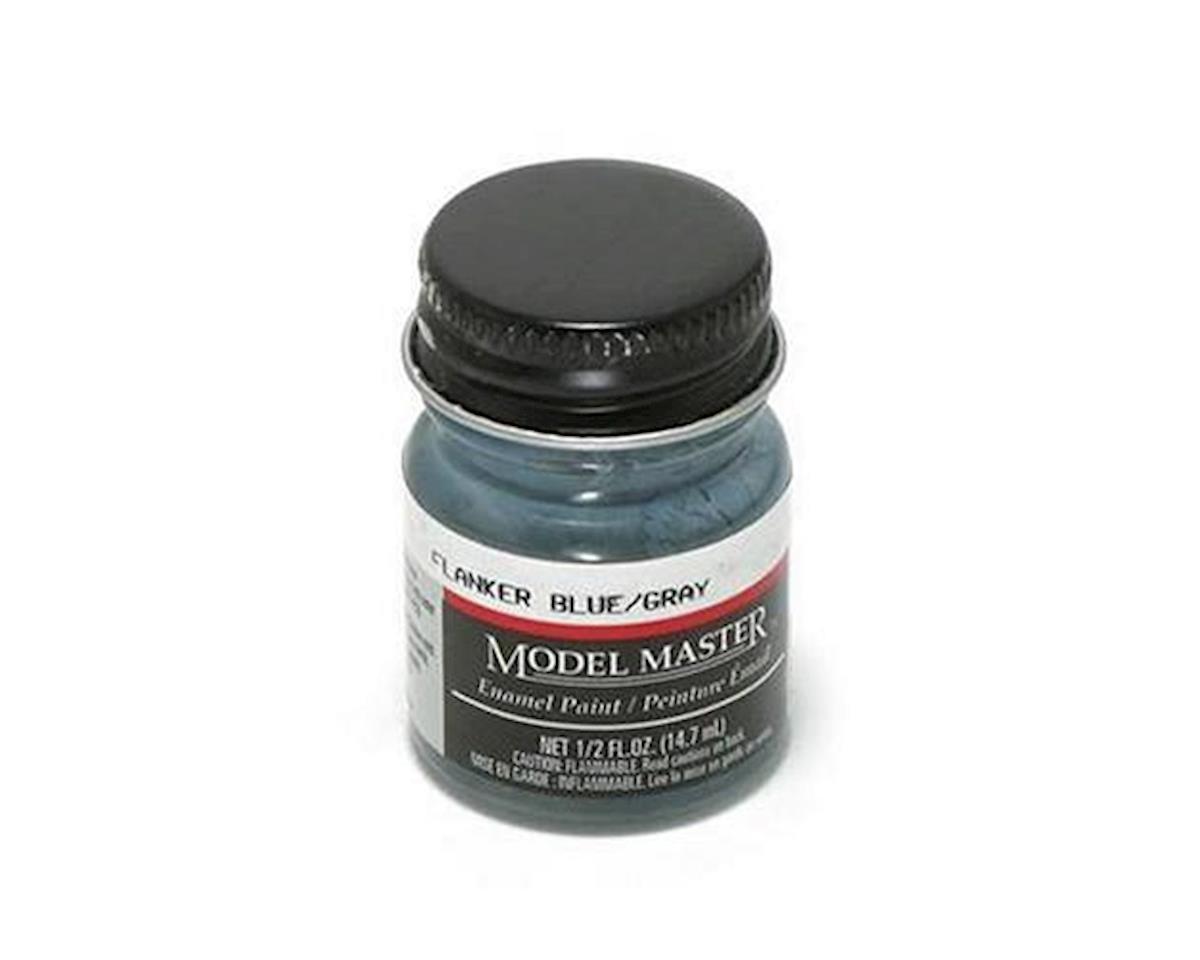 MMII 1/2oz Flanker Blue/Gray by Testors