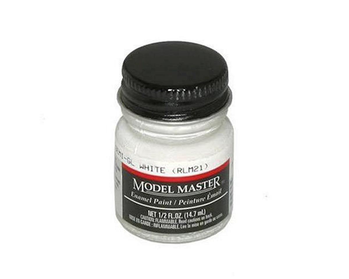 MMII RLM21 1/2oz Semi Gloss Wh by Testors