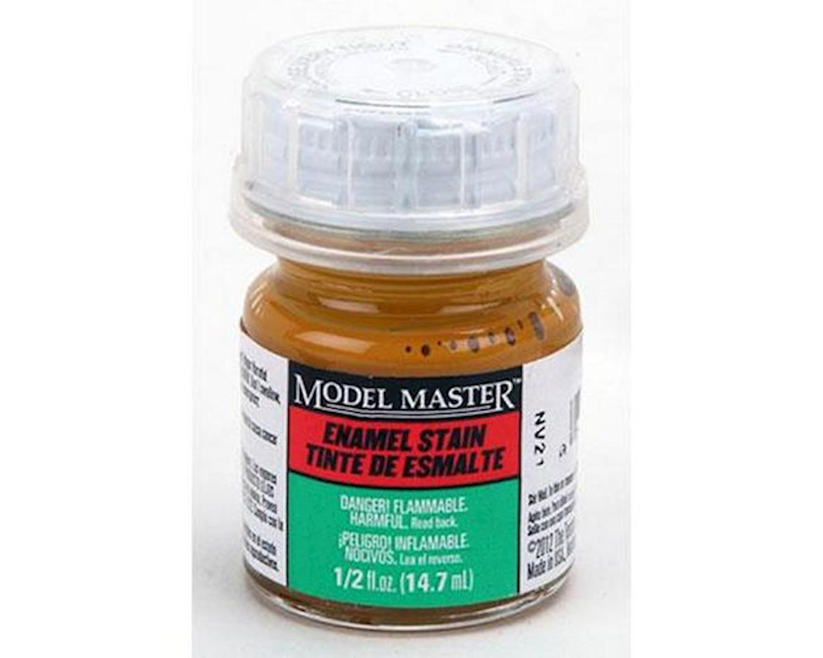 MM 1/2oz Rust #1 Detail Stain (F) by Testors