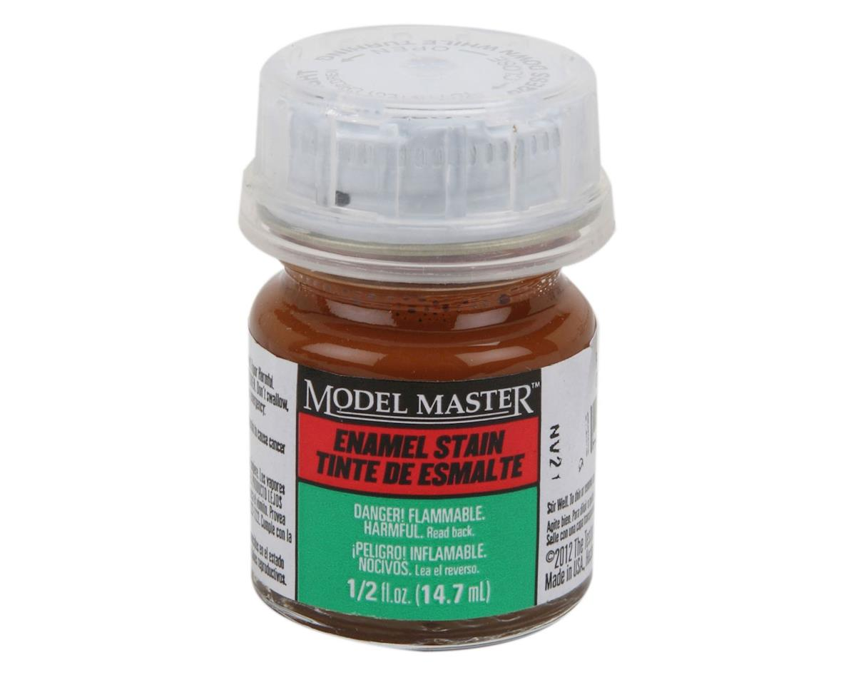 MM 1/2oz Rust #2 Detail Stain (F) by Testors