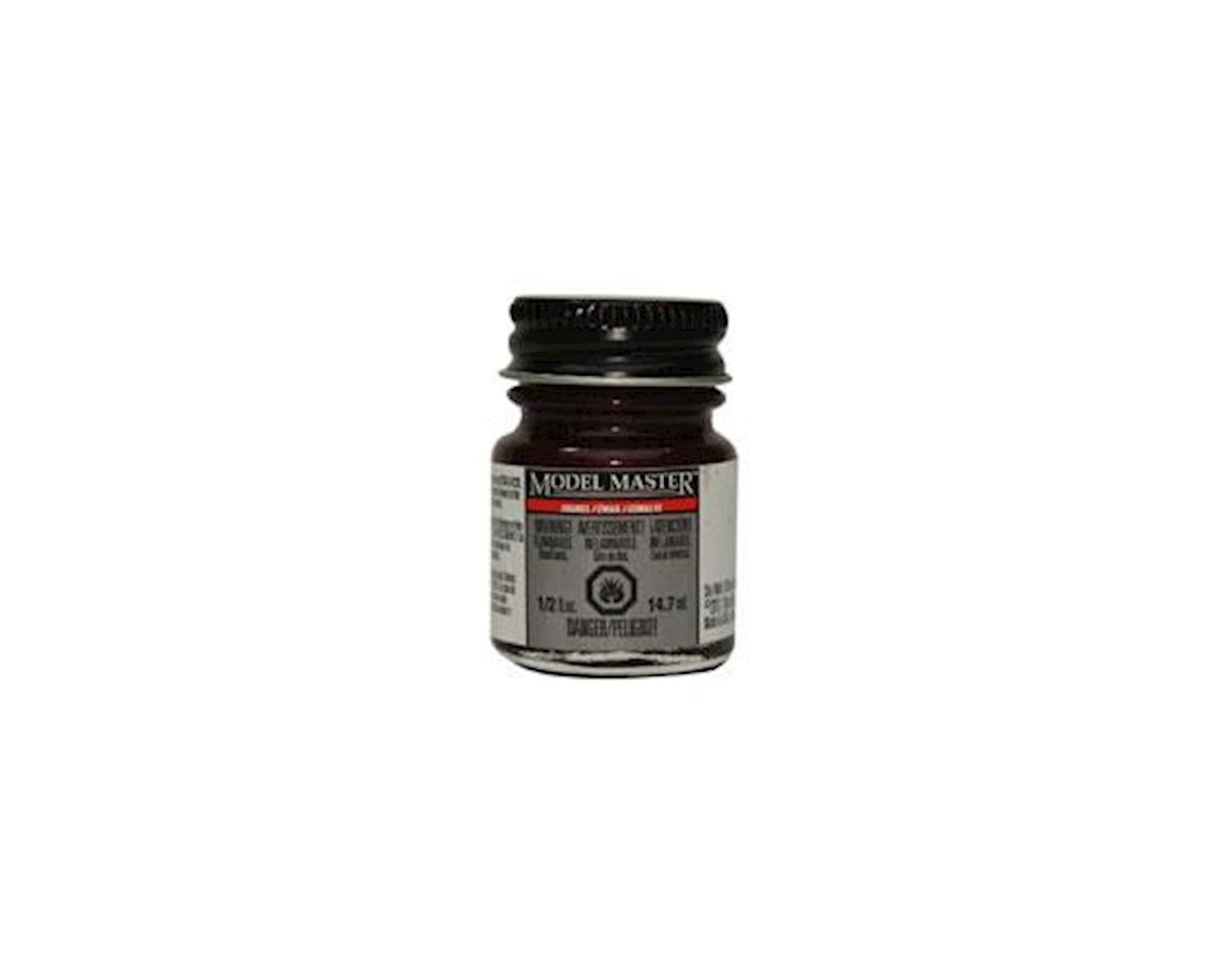 Testors MM Car 1/2oz Burgundy Red Met