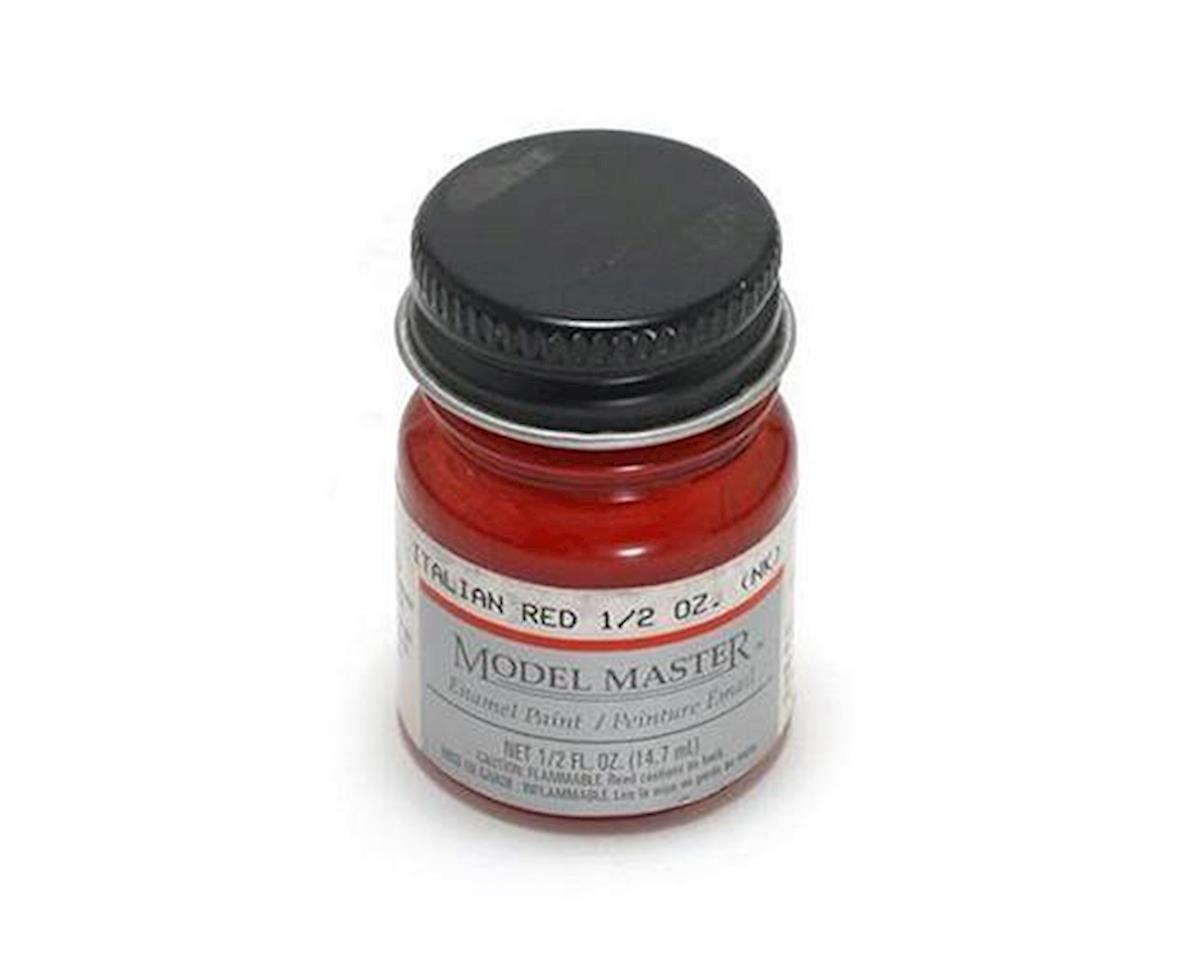 Testors MM Car 1/2oz Italian Red