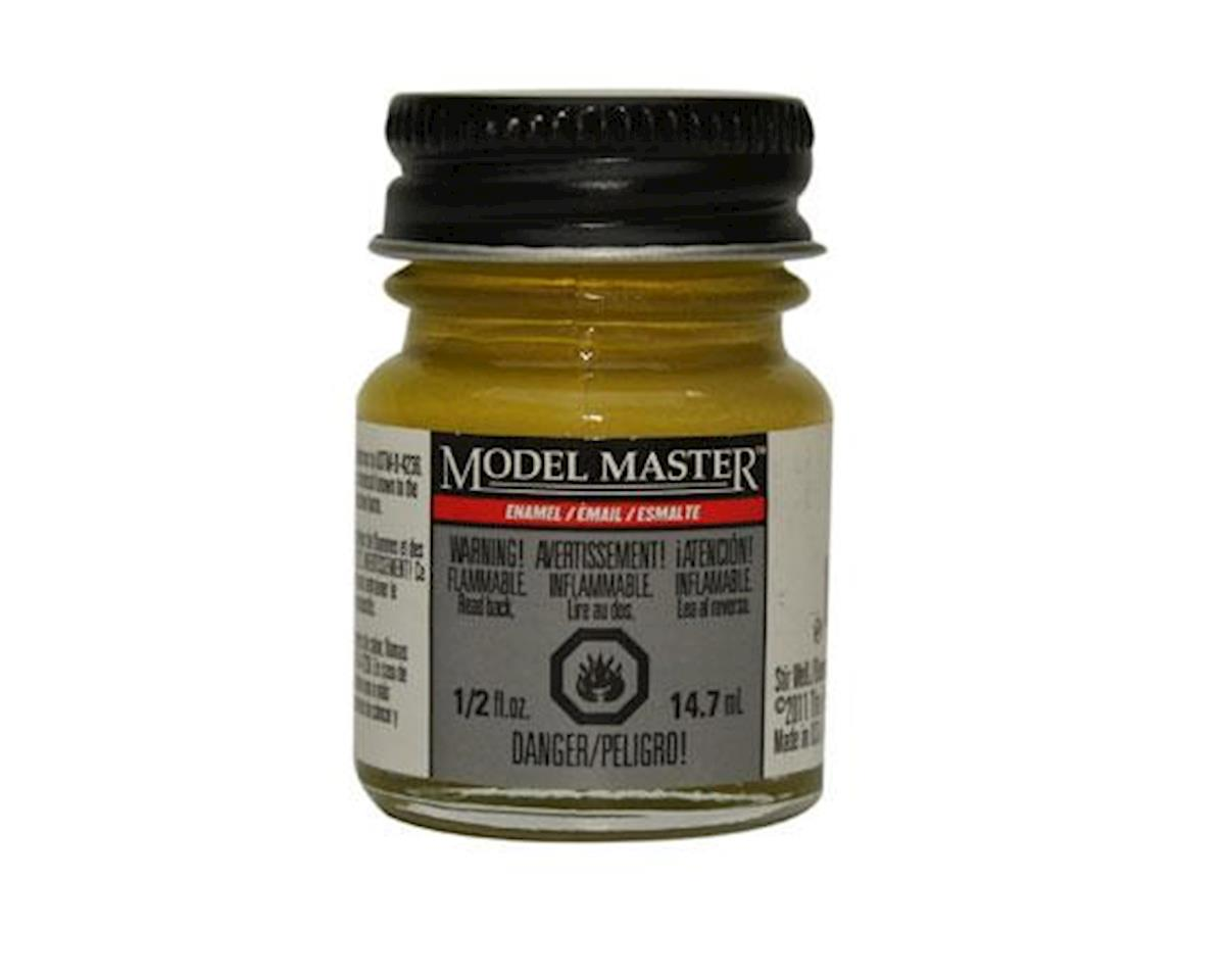MM 1/2oz Dark Yellow (G) by Testors