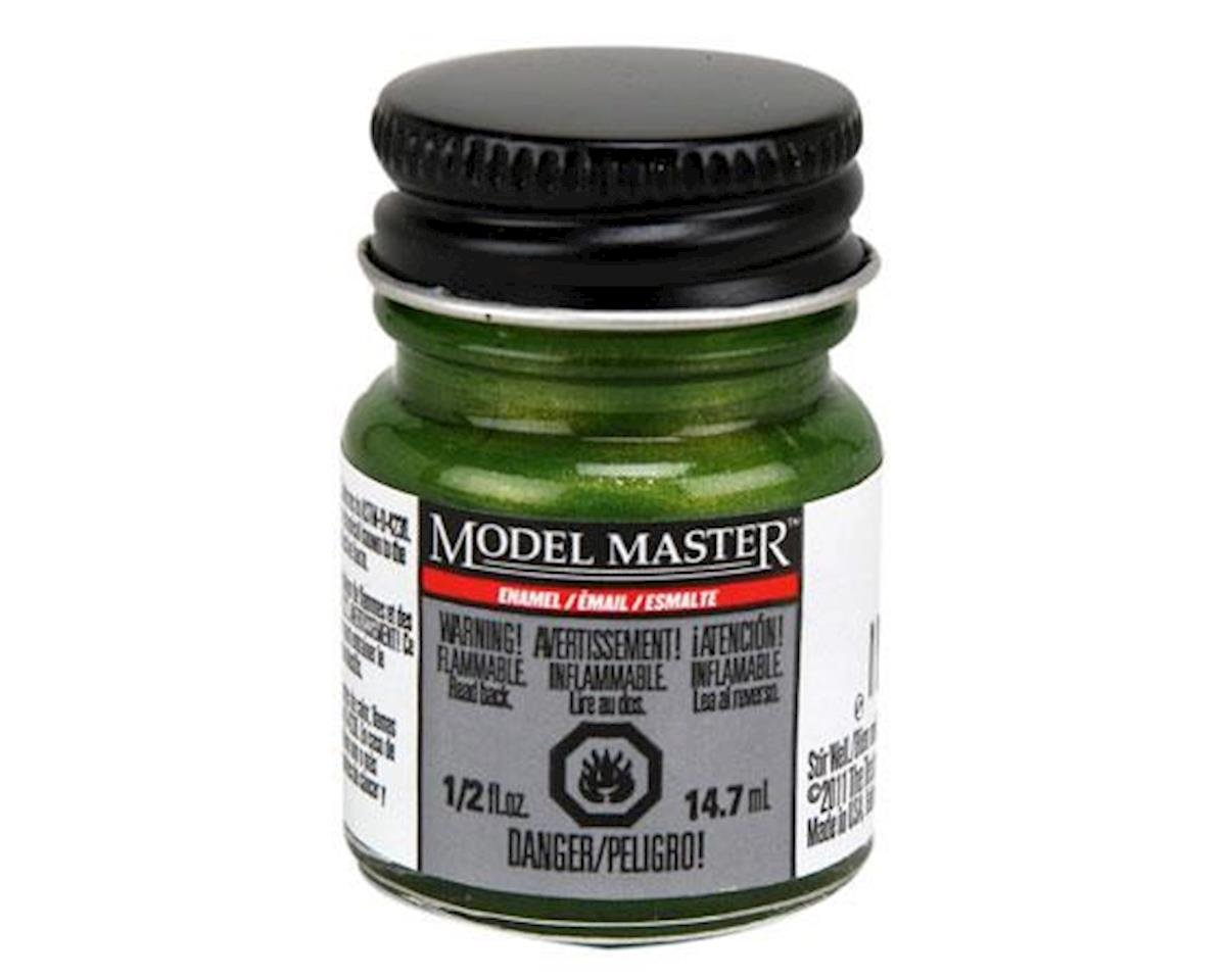 MM 1/2oz Lime Pearl  (G) by Testors