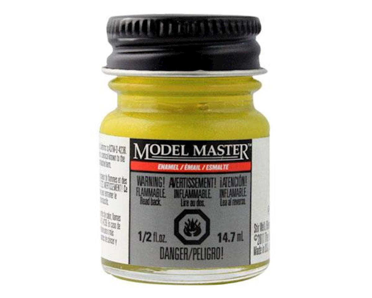 Testors MM 1/2oz Pearl Yellow  (G)