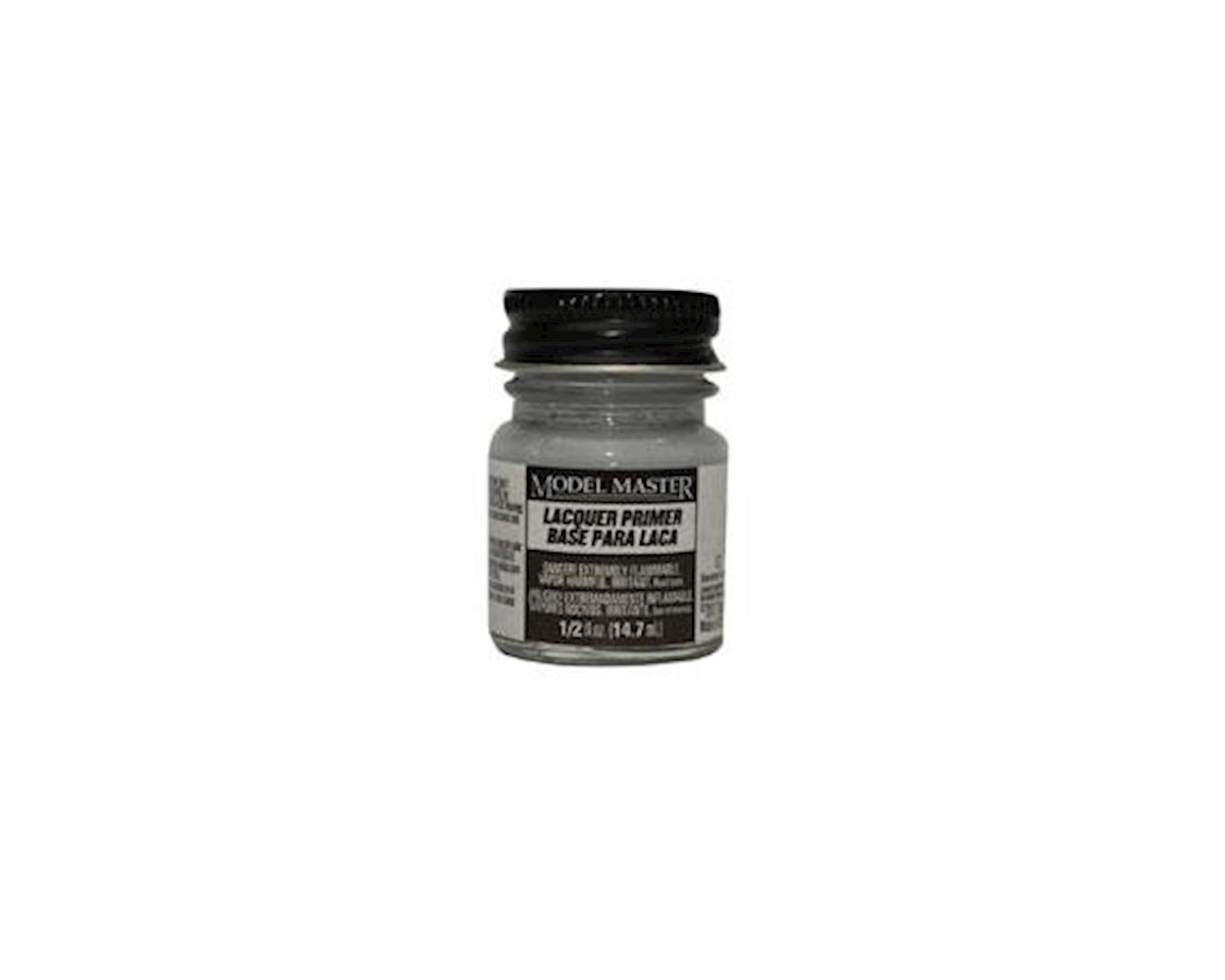 Testors MM 1/2oz Gray Sand Lacquer Primer