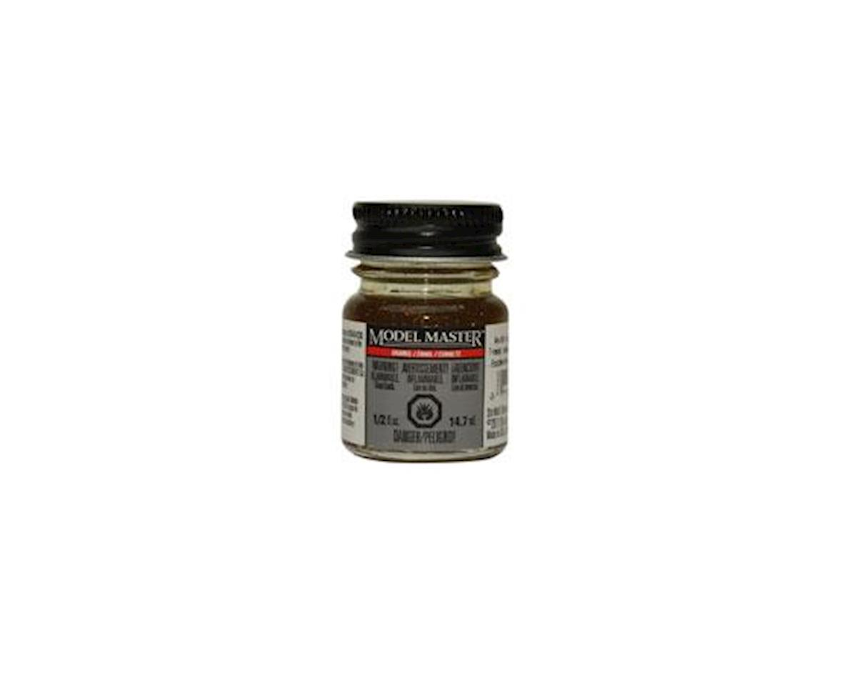 MM 1/2oz Multi Color Glitter Clear (G) by Testors