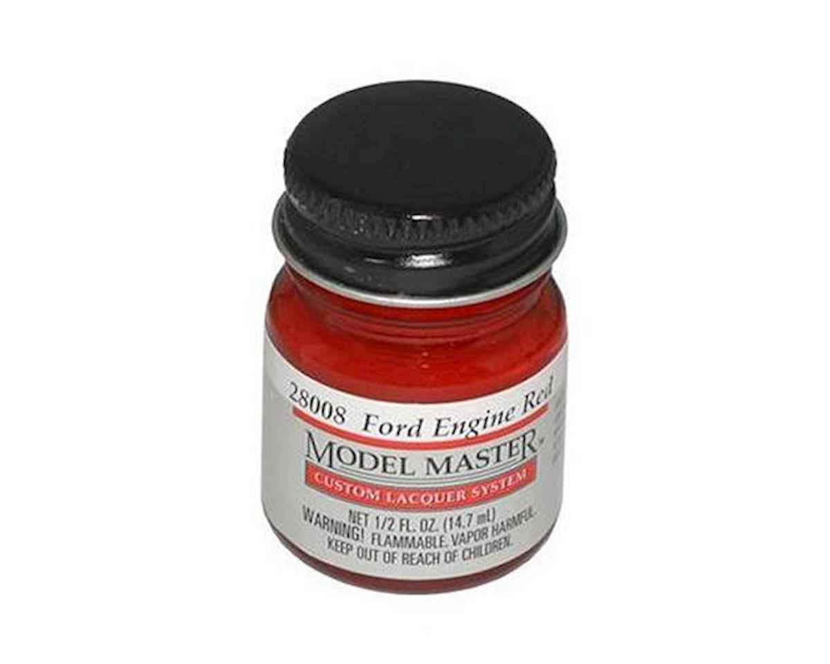 Ford Engine Red, 1/2oz Bottle by Testors